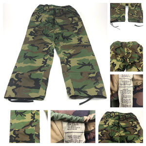 Other - Woodland Camo Extended Cold Weather Trousers